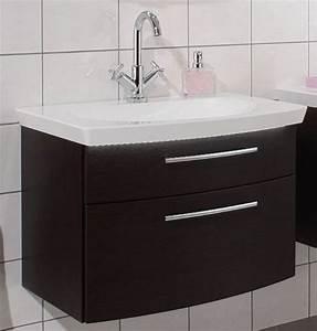 Waschtisch 70 Cm Breit : puris classic line waschtisch mit unterschrank 70 cm breit badm bel 1 ~ Bigdaddyawards.com Haus und Dekorationen