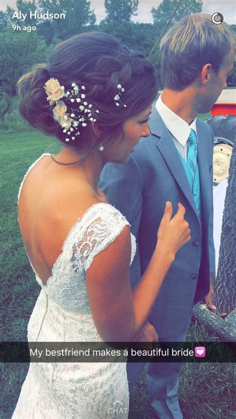country wedding hairstyles ideas  pinterest