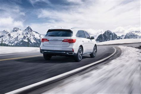 Acura Mdx Specials by 2017 Acura Mdx Lease Special At 459 Month With 0