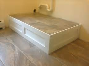 Sturdy Bed Risers by Pedestal For Washer Dryer Diy Pinterest Pedestal