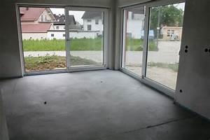 Aufheizen Estrich Bei Fußbodenheizung : der estrich ist eingebaut bautagebuch nandlstadt ~ Frokenaadalensverden.com Haus und Dekorationen