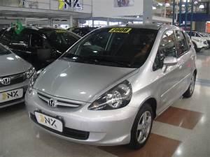 Honda Fit 1 4 Lx 16v Flex 4p Manual 2007  2008
