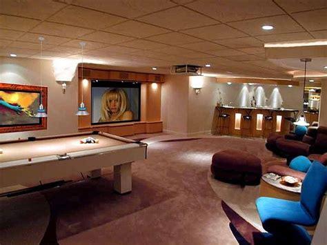 Inspiring Game Rooms Decorating Ideas