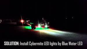 Boat Trailer Backup Lighting System By Blue Water Led