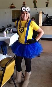 Halloween Kostüm Selber Machen : minion kost m selber machen kost m idee zu karneval ~ Lizthompson.info Haus und Dekorationen