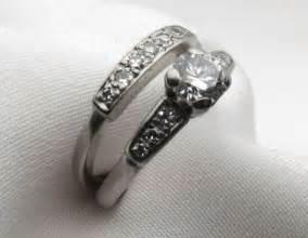 vintage wedding ring sets vintage wedding ring sets engagement ring unique engagement ring