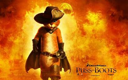 Puss Boots Poster 3d Wallpapers Backgrounds Pc