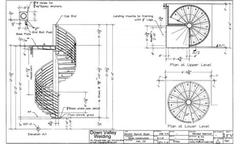 circular staircase plans 20 photos and inspiration spiral stair plans building