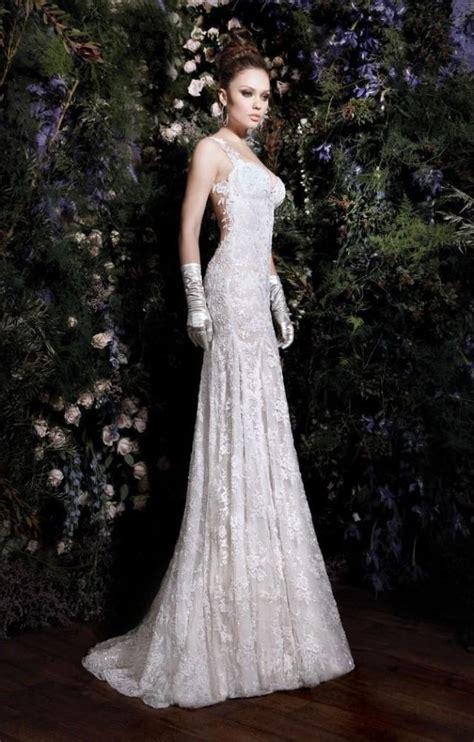 backless wedding dress lace backless lace bridal wedding dresses
