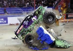 Monster Jam Trucks Grave Digger Wallpaper