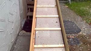 Simple diy exterior dog ramp » Home Decorations Insight