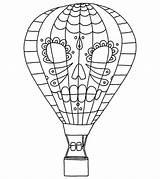 Balloon Coloring Printables sketch template