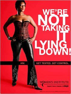 hiv awareness ad campaigns images  pinterest