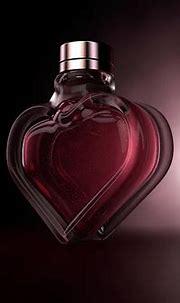 Heart Shaped Perfume Digital Art by Allan Swart