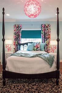 belle chambre ado fille cheap rideaux chambre fille rose With belle chambre ado fille