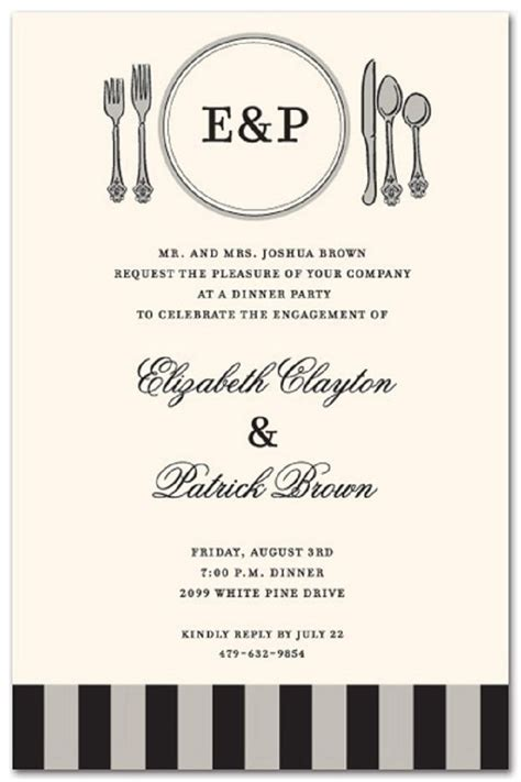 formal party invitation wording invitation ideas