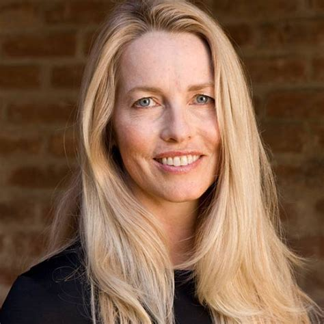 laurene powell jobs young laurene powell jobs dfj entrepreneurial thought leaders