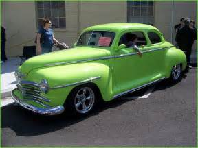 1946 Plymouth Club Coupe