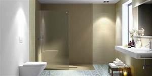 Wasserfeste Wandverkleidung Bad : duschen neuesbad magazin ~ Frokenaadalensverden.com Haus und Dekorationen