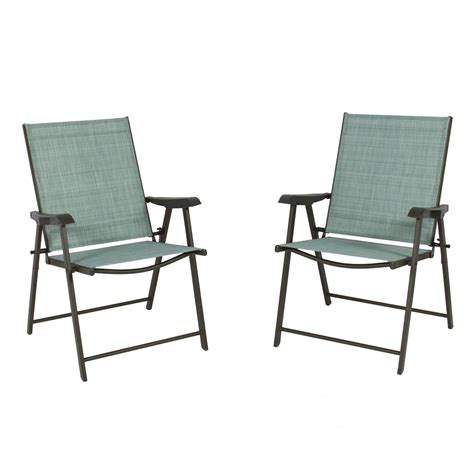 folding patio chairs set of 2 folding chairs sling bistro set outdoor patio