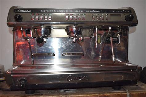 la cimbali m39 la cimbali m39 dosatron 2 automatic coffee machine
