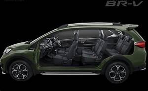 Car N Bike Expert 2016 Honda BR V Interior HD Picture