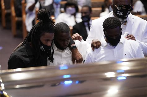 george floyd  death energized  movement remembered