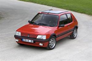 Peugeot 205 Gti  The Other Great Gti