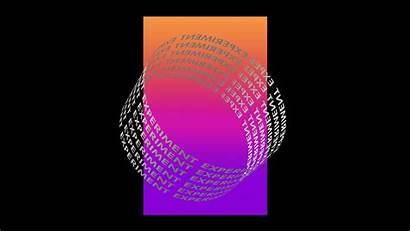 Rotation Effect Typography Tutorial Kinetic Behance Basic