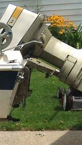 1975 Johnson 85 Hp Outboard 85esl75e Manual Tilt Problems
