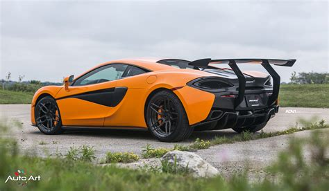 Mclaren 570s On Adv1 Wheels Gallery