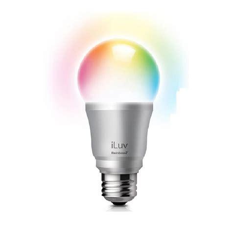 iluv rainbow7 smartphone controlled bluetooth multi color