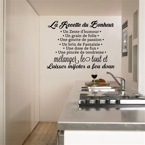 sticker de cuisine finest stickers recette de cuisine sticker la recette du