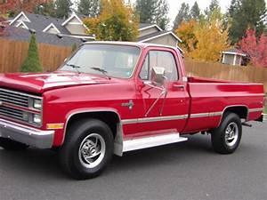 1984 Chevrolet C  K 3500 Silverado 1 Ton Long Box With 102k Actaul Miles  K