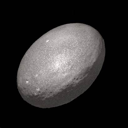 Haumea Planet Dwarf Rotation Ring Discovered Elongated