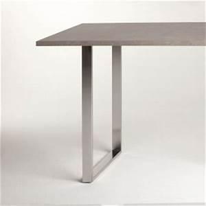 Pied De Table : pieds de table et pieds de meubles i love details ~ Teatrodelosmanantiales.com Idées de Décoration