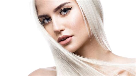 How To Get Platinum Blonde Hair With Féria Extreme
