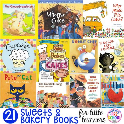 and bakery books for learners pocket of 572 | Sweets Books Cover Edited Final 1