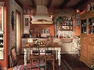 Décoration maison de campagne - un mélange de styles chic