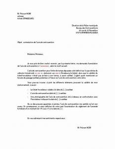 Lettre Pour Contester Une Amende : modele de lettre de contestation d 39 un pv modele de lettre type ~ Medecine-chirurgie-esthetiques.com Avis de Voitures