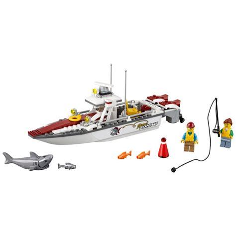 Fishing Boat Lego Set by Lego Fishing Boat Set 60147 Brick Owl Lego Marketplace