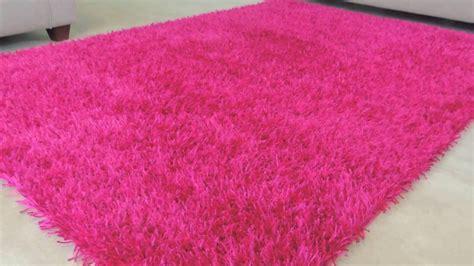 tapis a poil tapis fushia