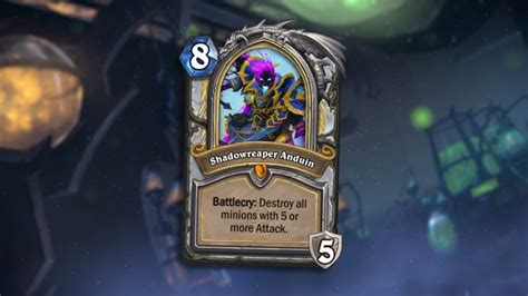 hearthstone knights of the frozen throne analyzing