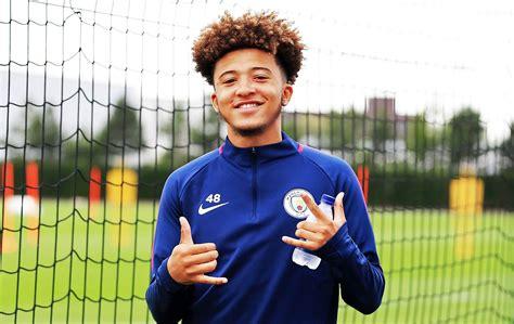 Sky sports premier league @skysportspl. Exclusive: Ex-Manchester City scout remembers Jadon Sancho at 15