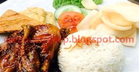 membuat ayam bakar madu resep masakan indonesia