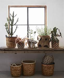 Pot De Fleur Design Interieur : pot de fleur d interieur 6 d233corer avec des plantes ~ Premium-room.com Idées de Décoration