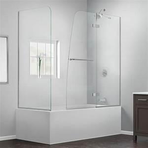 Badewanne Mit Glas : badewanne mit t r aktuelle vorschl ge ~ Michelbontemps.com Haus und Dekorationen