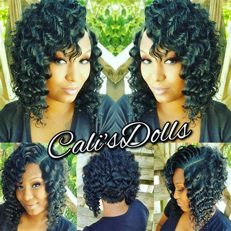 calis dolls shannon  instagram scstylist quickweave bobstyle boblife sassy hair