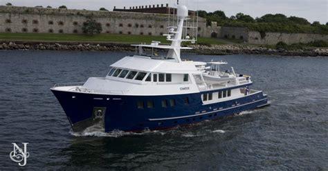 motor yacht stampede delta marine yacht harbour