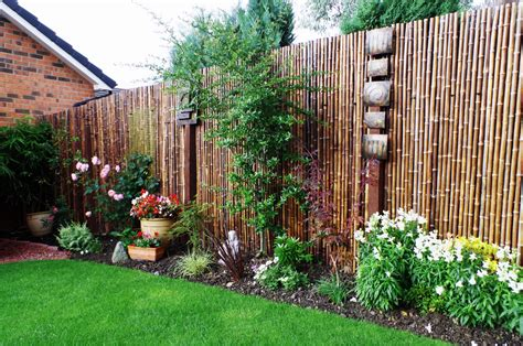 garden screening bamboo garden screening 190 fence screening ideas from 163 9 49